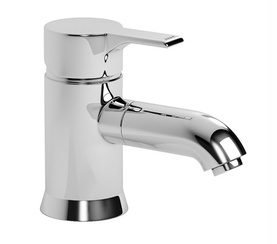 Abode Passion Single Lever Bath Filler Tap - AB1162