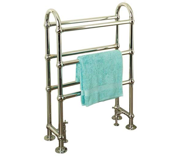 Apollo Ravenna Traditional Towel Warmer Chrome 695 x 1032mm - CH