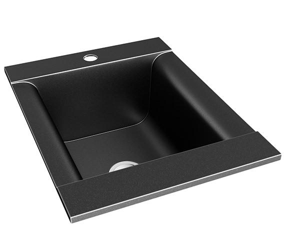 Abode Aspekt 1.0 Bowl Kitchen Sink - AW3004