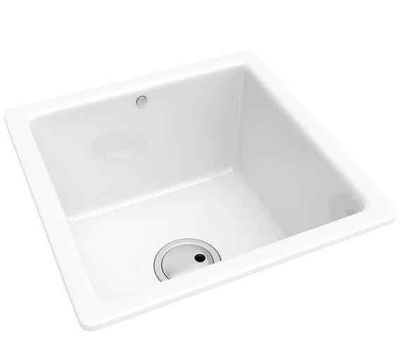 Abode Matrix CR25 1.0 Bowl Kitchen Sink - AW1008