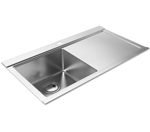 Abode Logik 1.0 Kitchen Sink - Inset Kitchen Sink AW5019