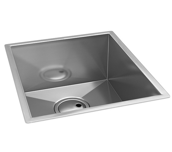 Abode Matrix R0 1.0 Bowl Kitchen Sink