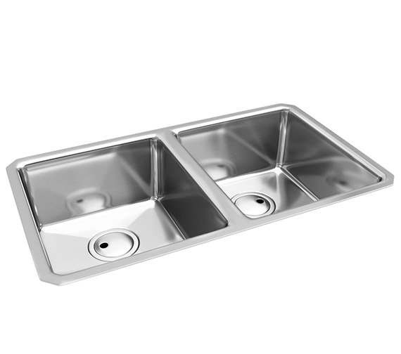 Abode Matrix R25 2.0 Bowl Stainless Steel Kitchen Sink