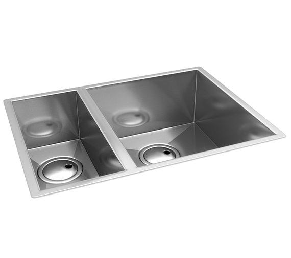 Abode Matrix R0 1.5 Bowl Kitchen Sink - AW5010