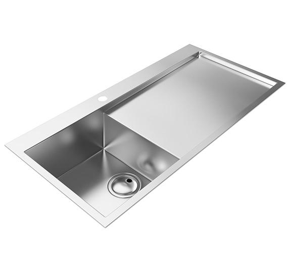 Abode Metrik 1.0 Kitchen Sink AW5023 - AW5024