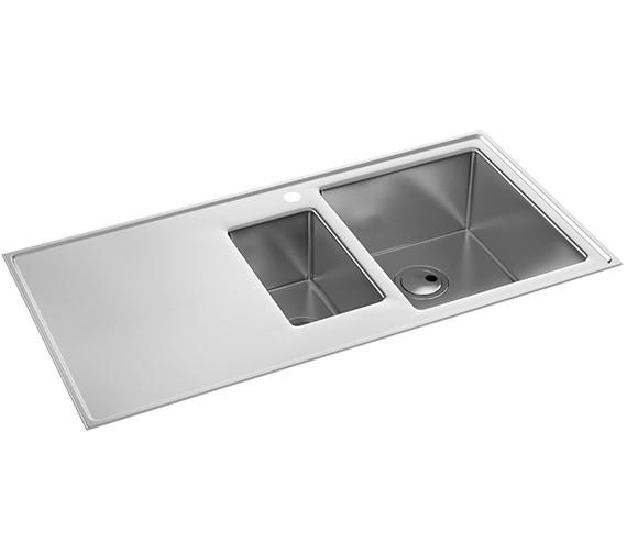 Abode Theorem 1.5 Bowl Kitchen Sink - AW5031