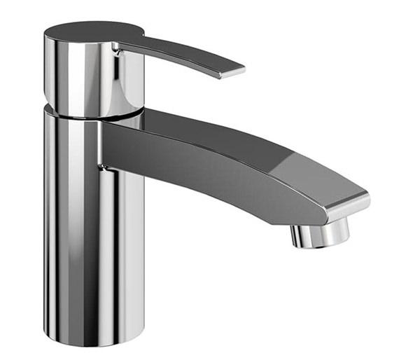 Britton Sapphire Authentic Single Lever Bath Filler Tap - Chrome Finish
