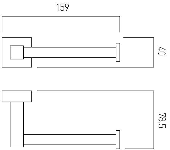 Technical drawing QS-V58851 / SQU-180-C/P