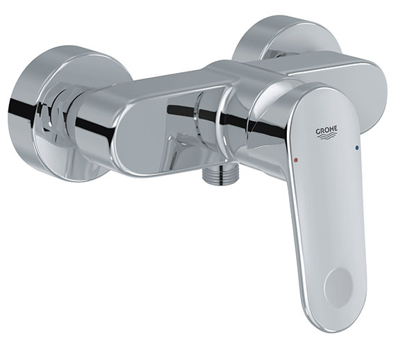 Grohe Europlus Wall Mounted Single Lever Shower Mixer Valve - 33577002