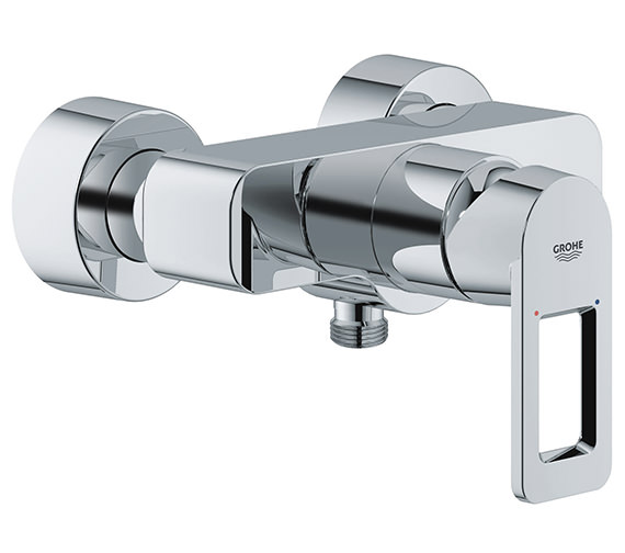 Grohe Quadra Wall Mounted Exposed Shower Mixer Valve Chrome - 32637000