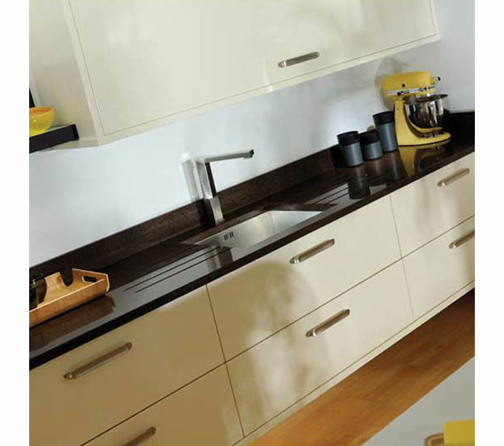 Additional image of Abode Contemporary Vixo Kitchen Mixer Tap - AT1191