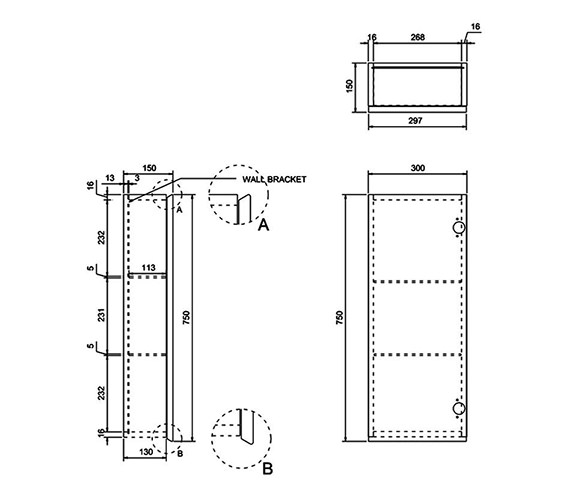 Technical drawing QS-V8080 / AC10G