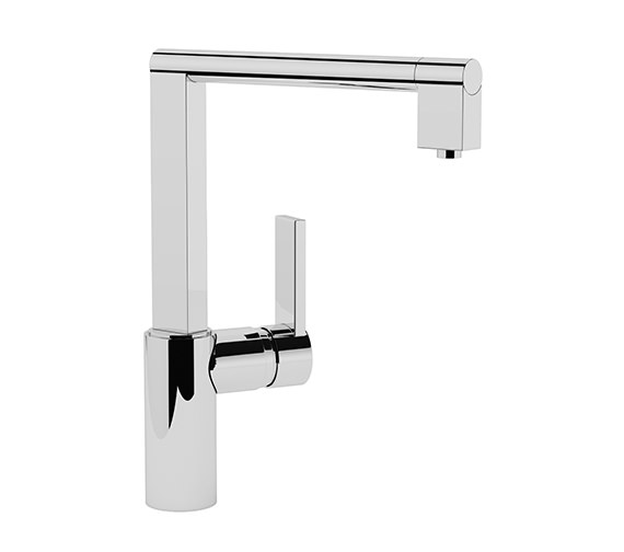 Abode Contemporary Indus Kitchen Mixer Tap - AT1087