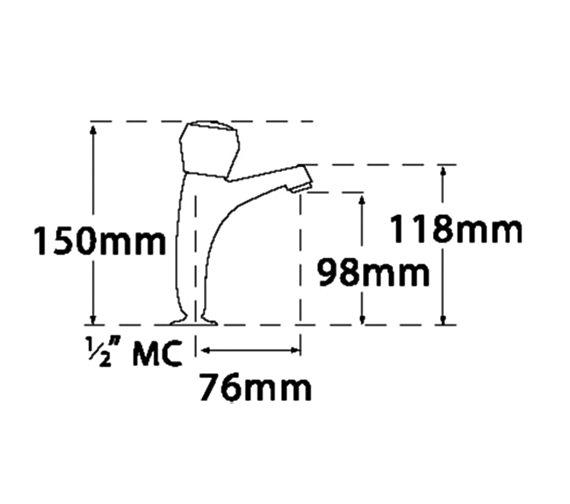 Technical drawing QS-V31698 / 371