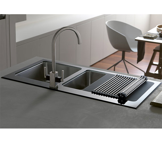 Franke Black Kitchen Sink