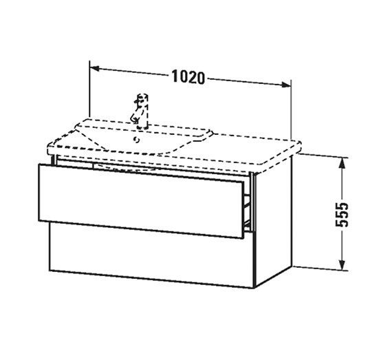 Technical drawing QS-V63346 / LC625101818