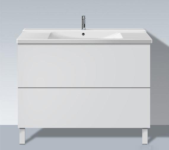 Duravit L Cube 1220mm Floor Standing Unit - LC660301818