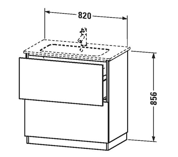 Technical drawing QS-V63357 / LC668101818