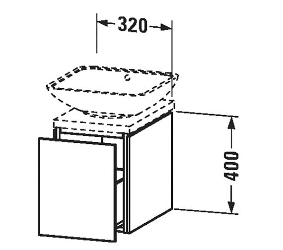 Technical drawing QS-V63363 / LC680801818