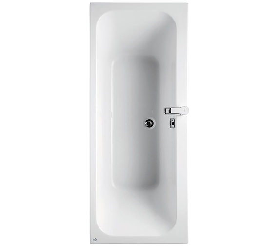 Ideal Standard Softmood Idealform Plus Double Ended Bath 1700 x 750mm