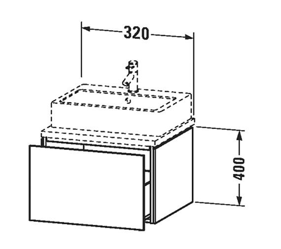Technical drawing QS-V63375 / LC682401818