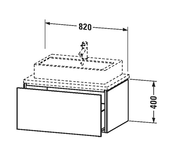 Technical drawing QS-V63379 / LC682801818