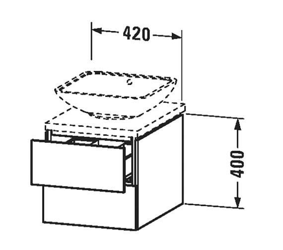 Technical drawing QS-V63382 / LC683501818