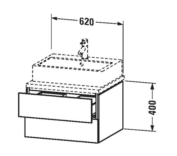 Technical drawing QS-V63384 / LC683701818