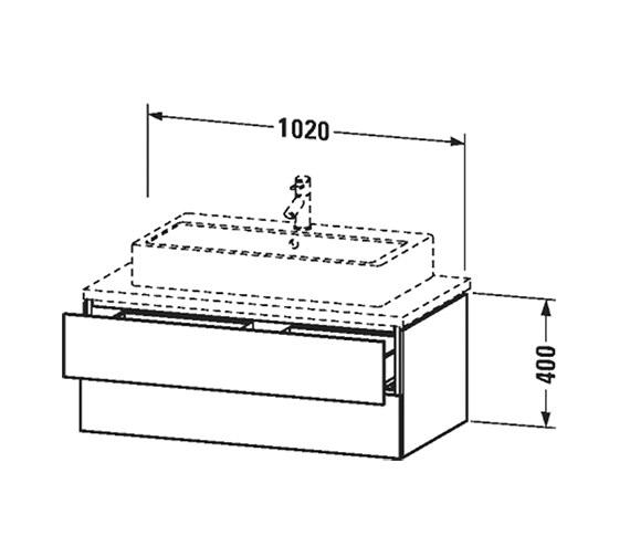 Technical drawing QS-V63386 / LC683901818