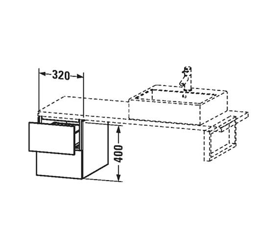 Technical drawing QS-V63399 / LC685801818