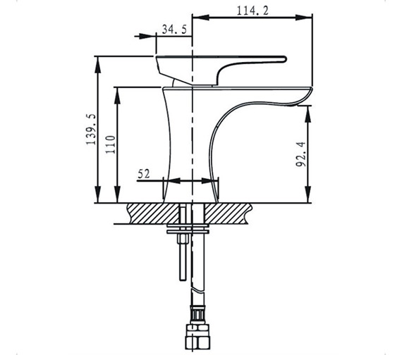 Technical drawing QS-V79188 / HOU BAS C