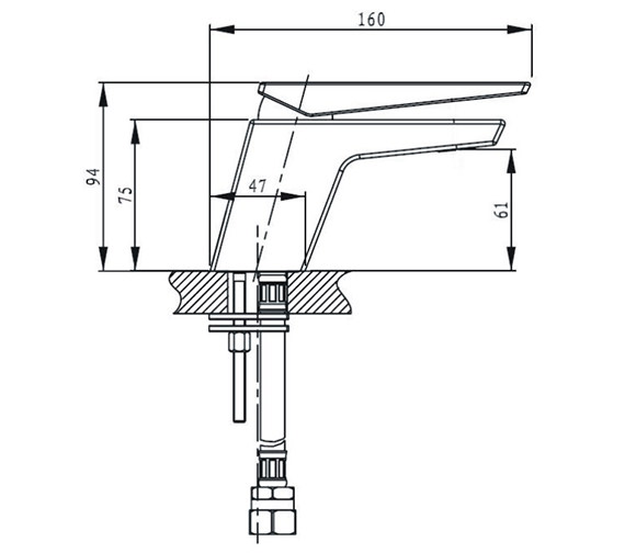 Technical drawing QS-V79207 / SAI BAS C