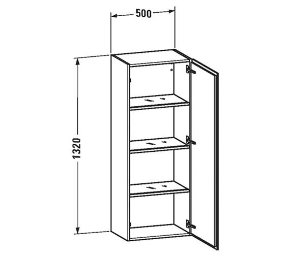 Technical drawing QS-V63428 / LC1179R1818