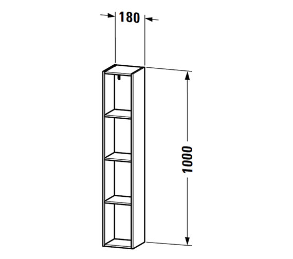 Technical drawing QS-V63439 / LC120501818