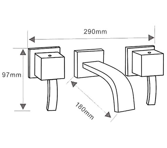 Technical drawing QS-V30429 / AR/127/C
