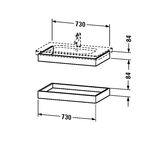 Technical drawing QS-V24964 / DS618101818