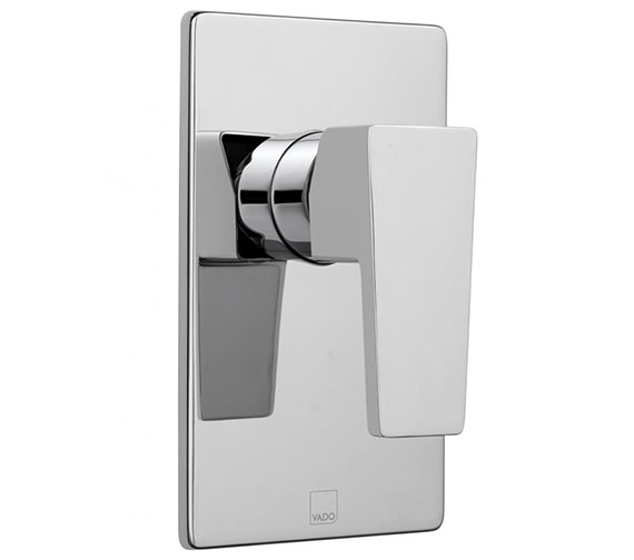 Vado Synergie Wall Mounted Concealed Manual Shower Mixer Valve - SYN-145