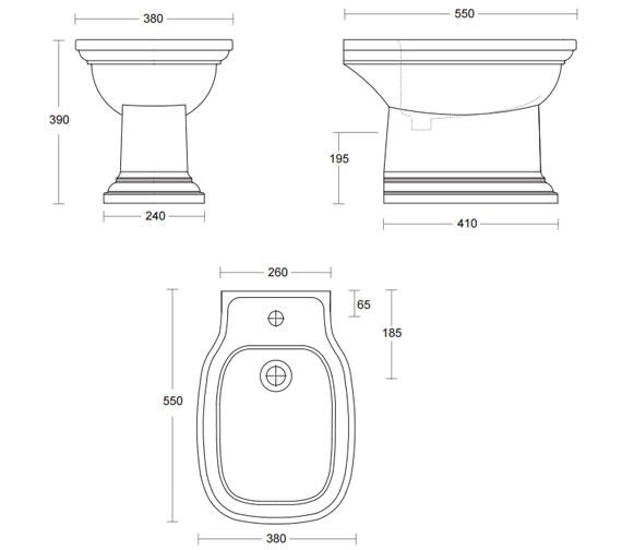 Technical drawing QS-V17697 / RD1BI11030