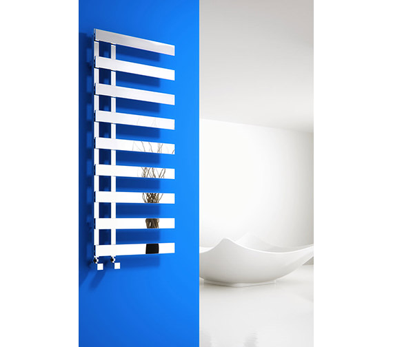 Alternate image of Reina Florina Designer Radiator 500 x 1525mm - RND-FR5150