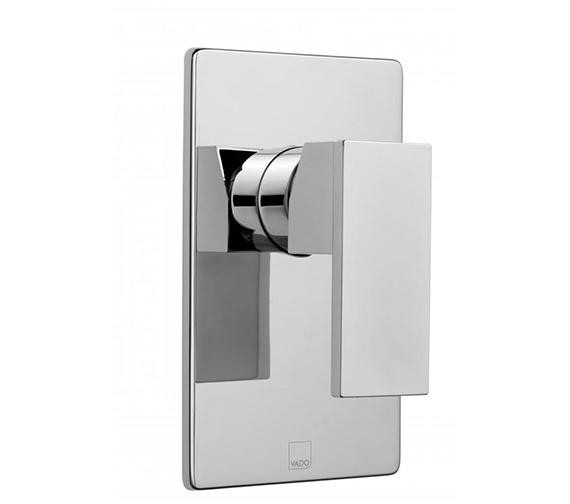 Vado Notion 1 Outlet Chrome Concealed Shower Valve