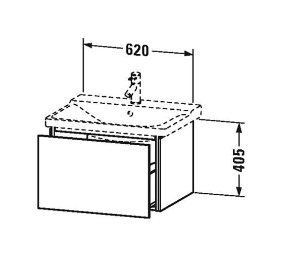 Technical drawing QS-V63337 / LC614401818