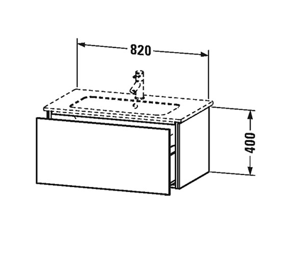 Technical drawing QS-V63333 / LC614101818
