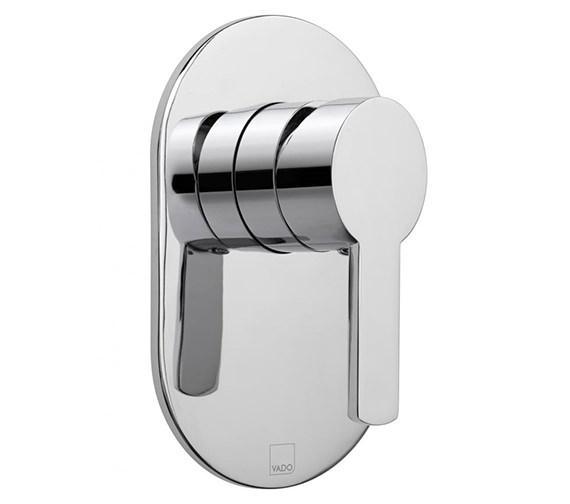 Vado Soho Wall Mounted Concealed Shower Valve - SOH-145
