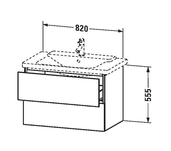 Technical drawing QS-V63342 / LC624701818