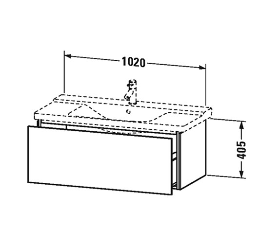 Technical drawing QS-V63339 / LC615001818