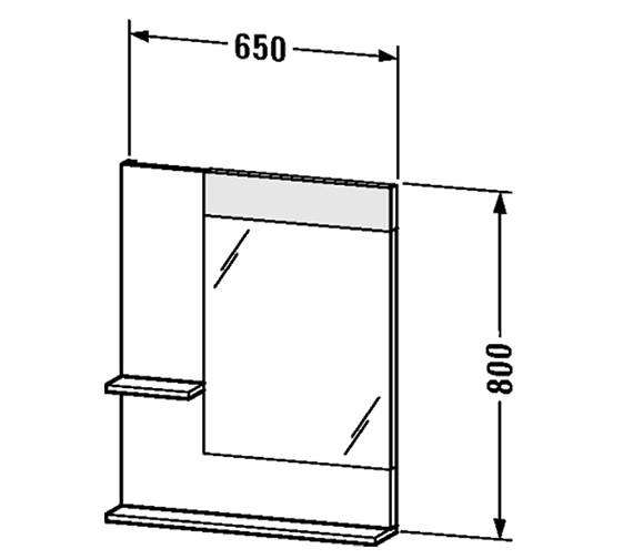 Technical drawing QS-V4378 / VE731001818