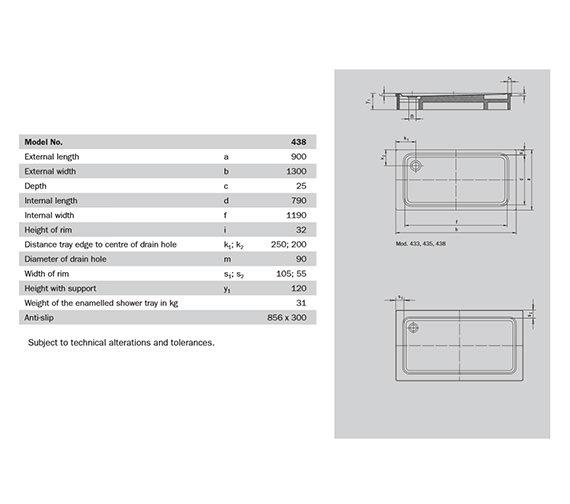 Technical drawing QS-V21721 / 433800010001