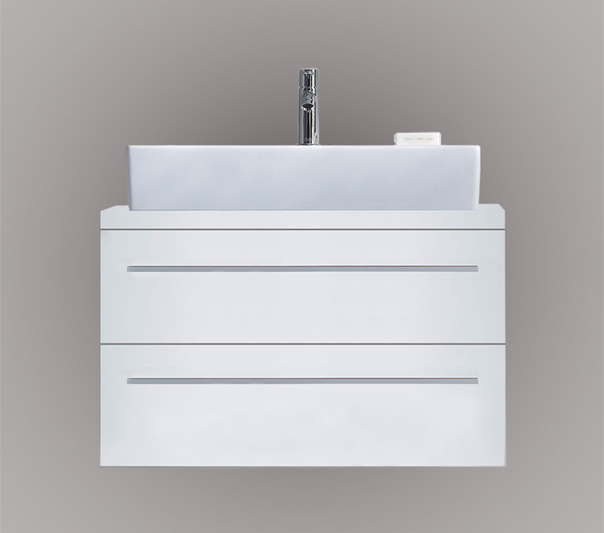 Duravit X-Large 800 x 548mm 2 Drawer Unit For Console