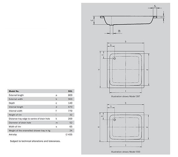 Technical drawing QS-V23972 / 440800010001