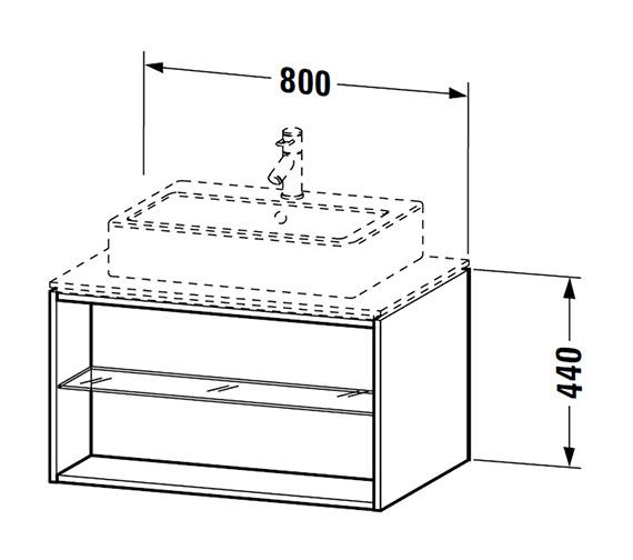 Technical drawing QS-V47553 / XL671805252